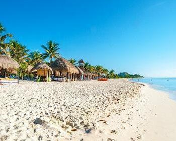 A Beach In mexico